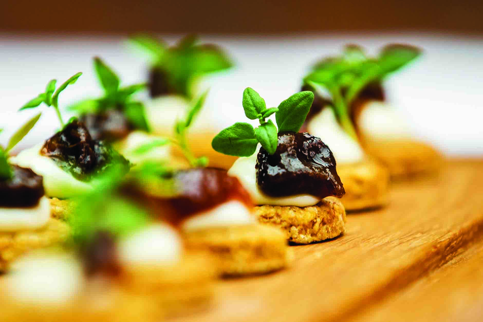 A guide to canap s sj events for Breakfast canape