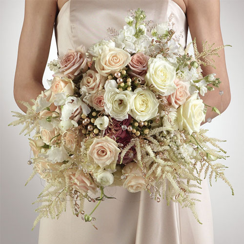 Wedding Flower Bouquets Ideas: Bridal Bouquets: A History And Ideas