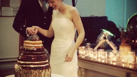 Anna and Euan Wedding