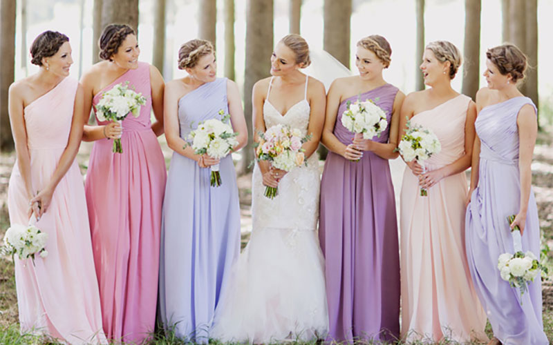 Wedding Dresses 2019 Ireland: 2019 Weddings Colours